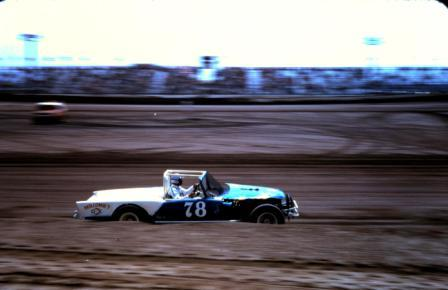 Auto Racing Boone Iowa on Boone  Iowa  May 29 30  1970      Jay Woodside And Darreld Bunkofske